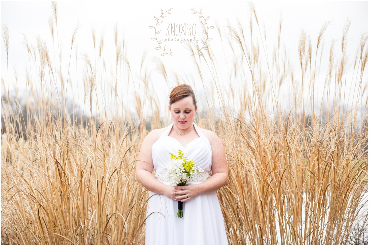 Styled Bridal Portrait Session by Knox Pro Photography, Cincinnati ...